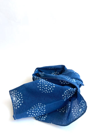 Made in California Indigo Scarf #3 - Mag.Pi