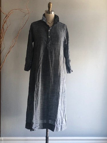 Blue Wash Kurta - Mag.Pi