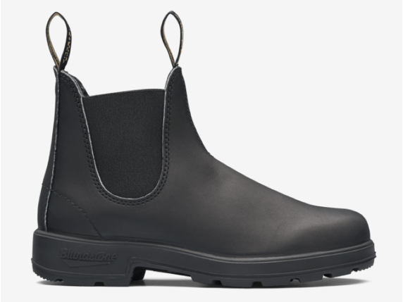 Women's 500 Chelsea Boot in Voltan Black - Mag.Pi