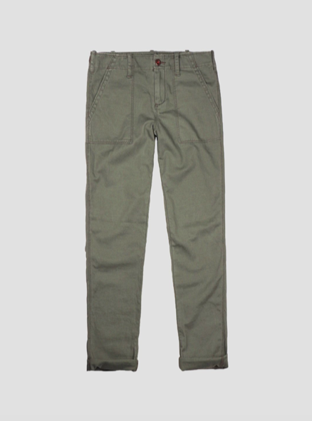 Surplus Pant in Army Green - Mag.Pi