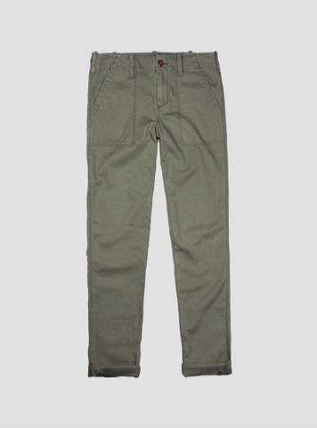 Surplus Pant in Army Green