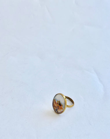 Scenic Quartz Ring - Mag.Pi