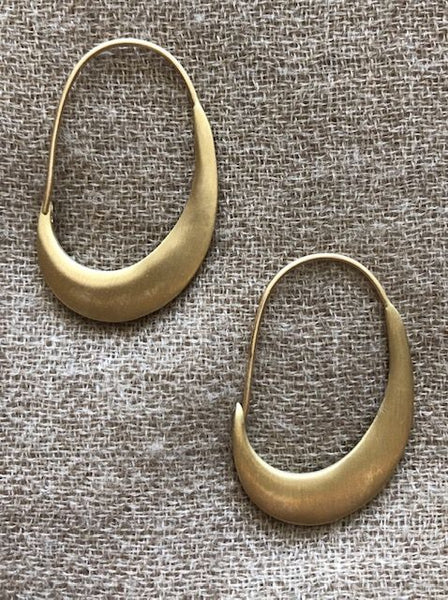 Crescent Earrings - Mag.Pi