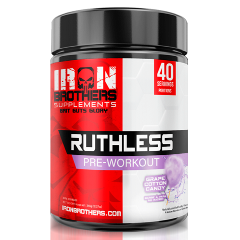 Iron Brothers Ruthless Pre Workout