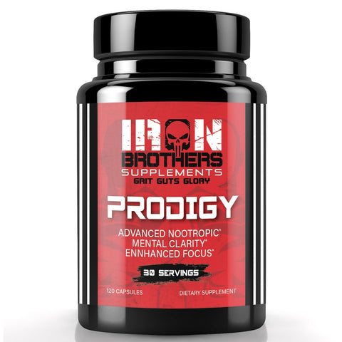 Iron Brothers Prodigy Nootropic