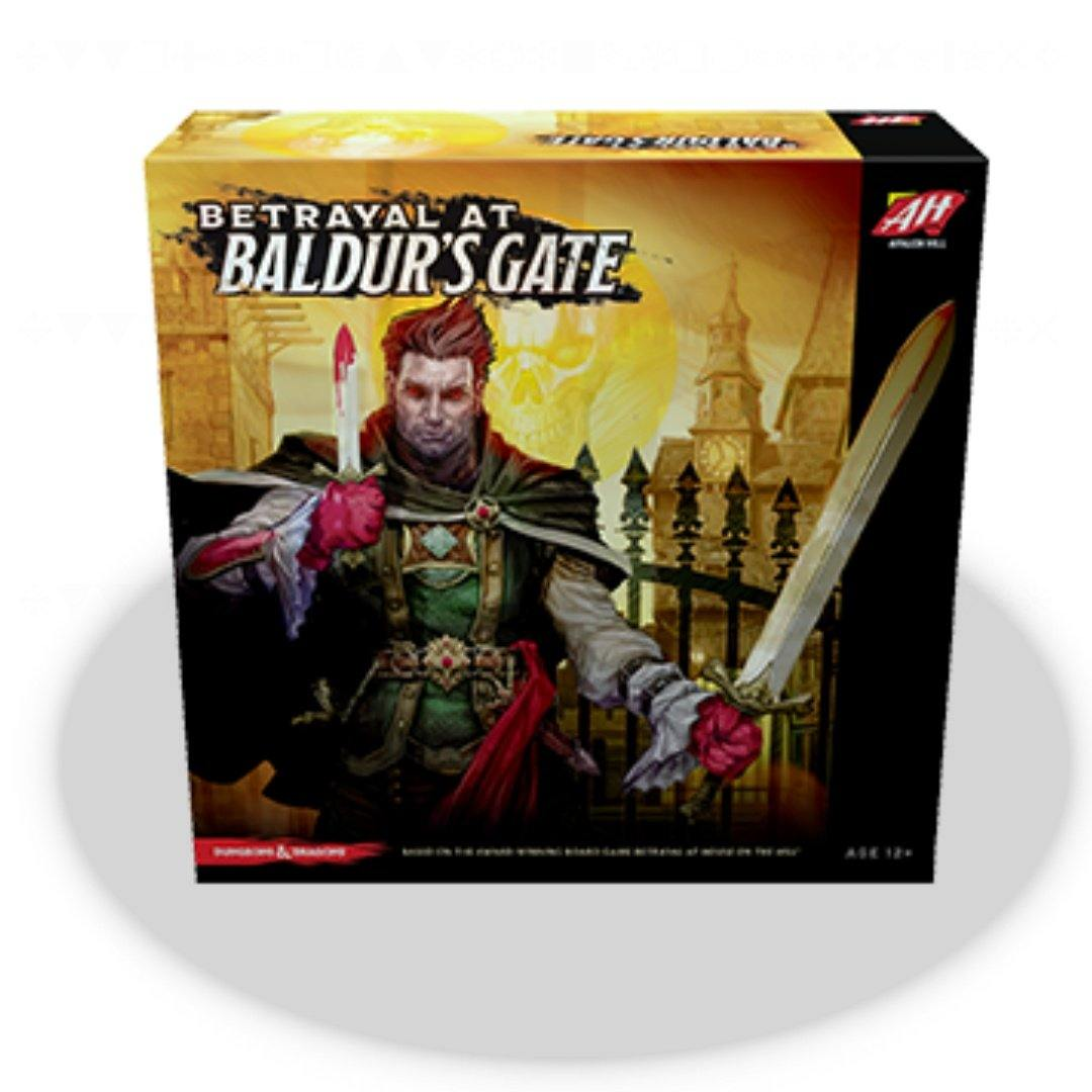 Betrayal at Baldur's Gate - Dungeons & Dragons Board Game | Baxter's Game Store