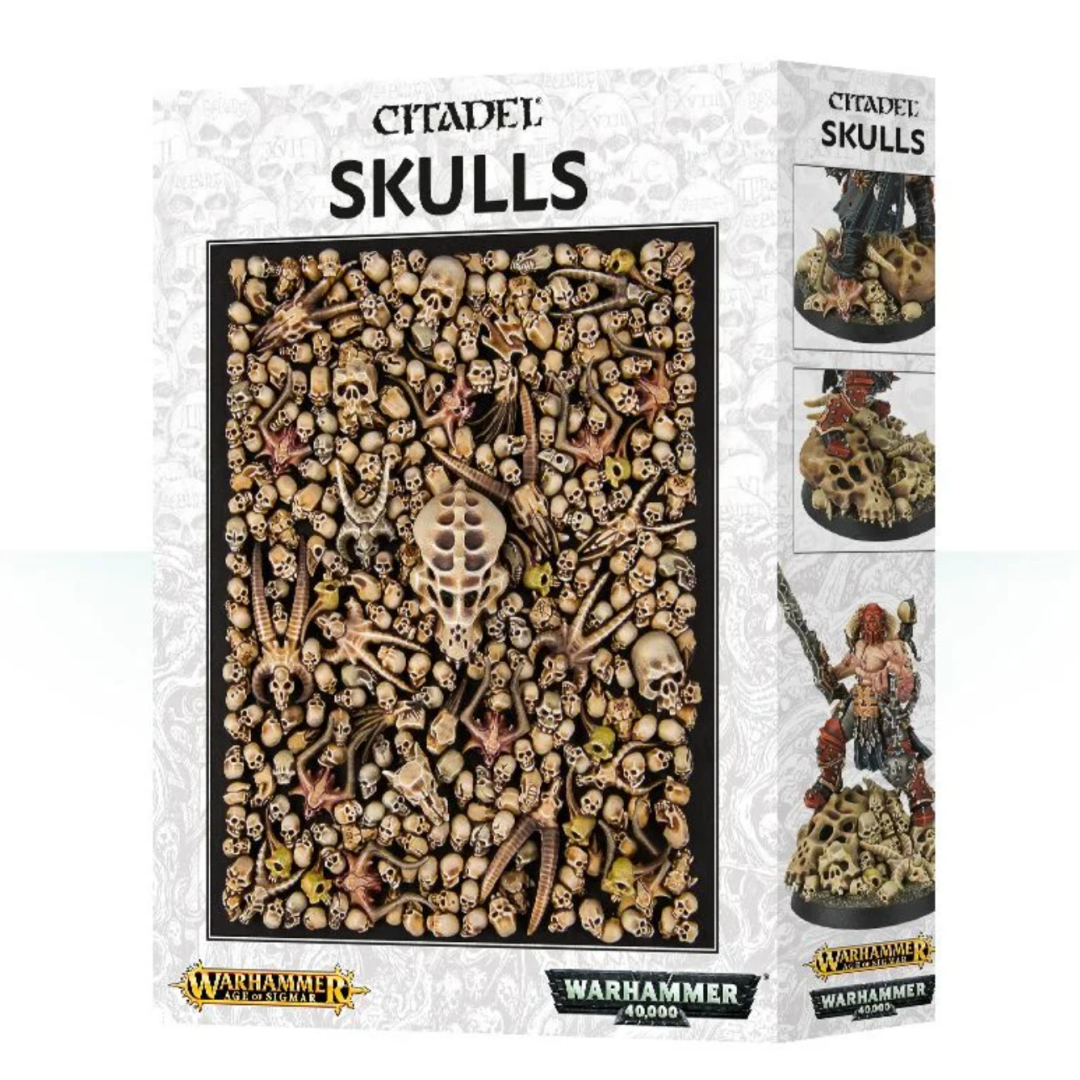 Citadel Skulls | Games Workshop | Baxter's Game Store