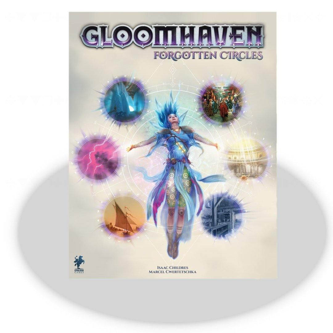 Gloomhaven Forgotten Circles - Cephalofair Games | Baxter's Game Store