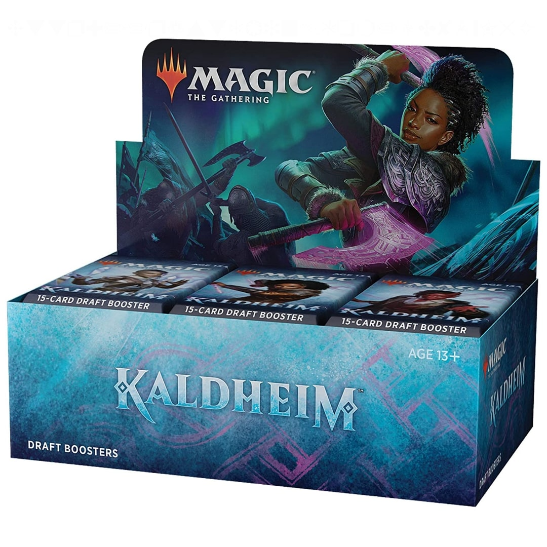 Kaldheim Draft Booster Box | Baxter's Game Store
