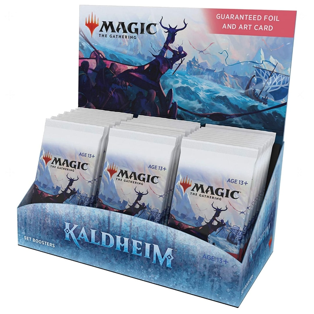 Kaldheim Set Booster Box | Magic: The Gathering | Baxter's Game Store