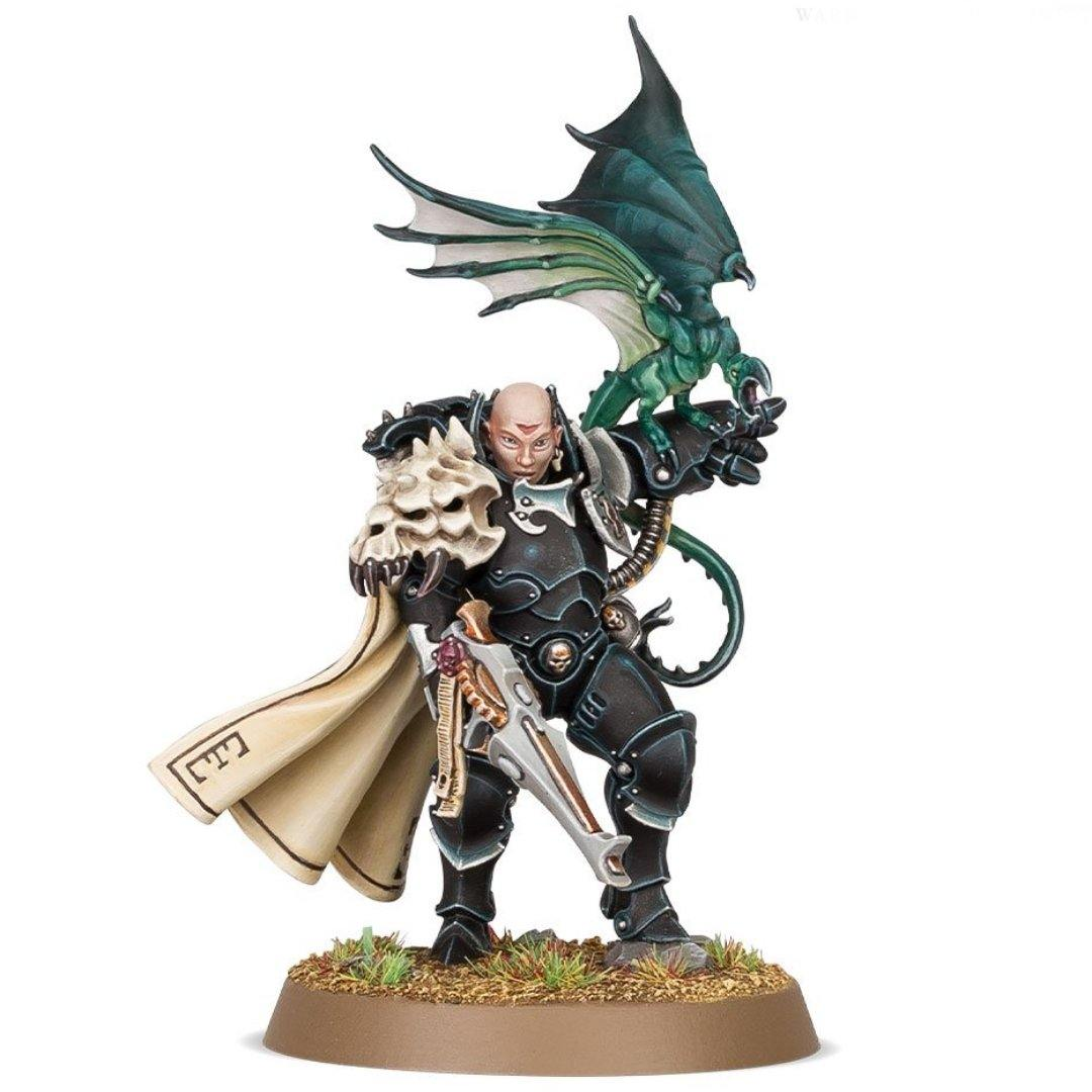 Lord Inquisitor Kyria Draxus | Baxter's Game Store