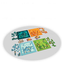 Scarabya Board Game Layout | Baxter's Game Store