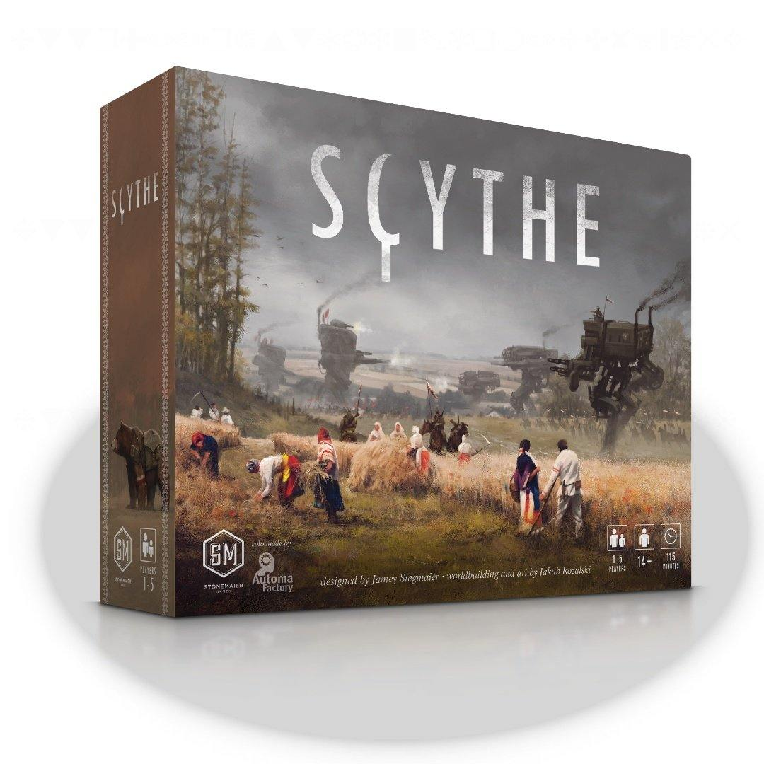 Scythe Board Game - Stonemaier Games | Baxter's Game Store