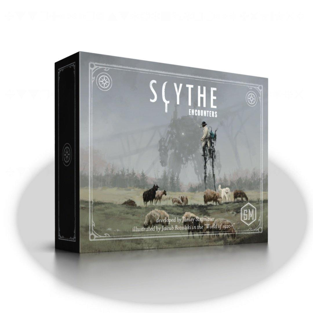 Scythe Encounters Expansion | Baxter's Game Store