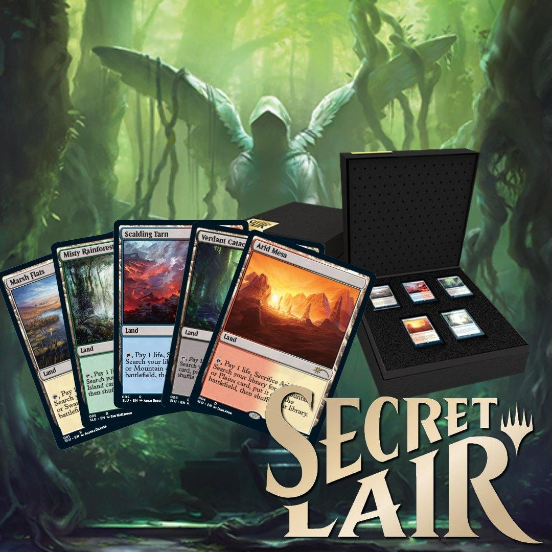 Secret Lair: Ultimate Edition | Baxter's Game Store