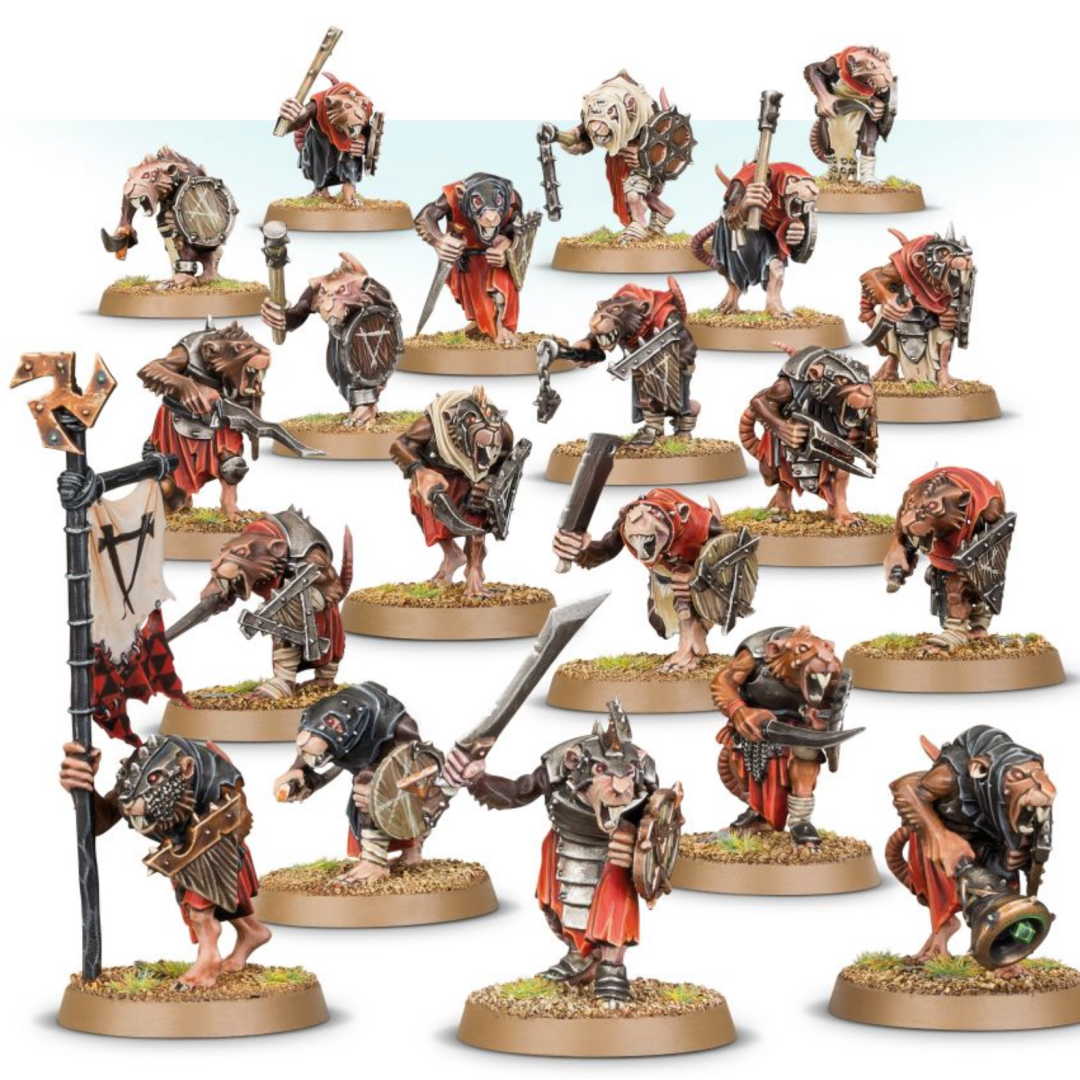 Skaven Clanrats | Baxter's Game Store