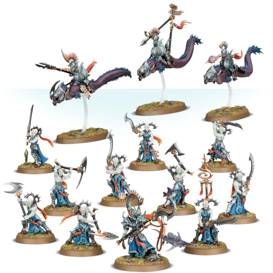 Start Collecting! Idoneth Deepkin | Baxter's Game Store