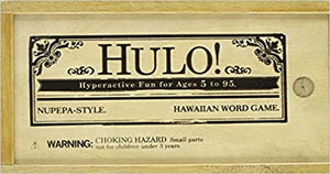 Hulo!: Nupepa-Style Hawaiian Word Game