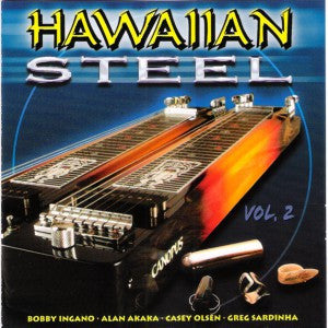 Hawaiian Steel Vol. 2