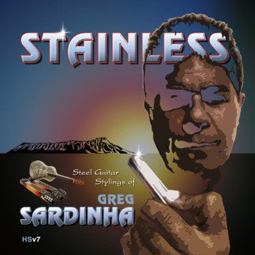 Stainless by Greg Sardinha