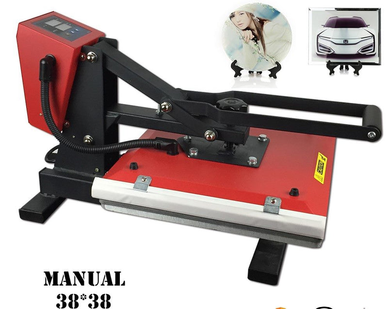 Heat Press Machine-Transfer & Sublimation Printing 38*38 CM