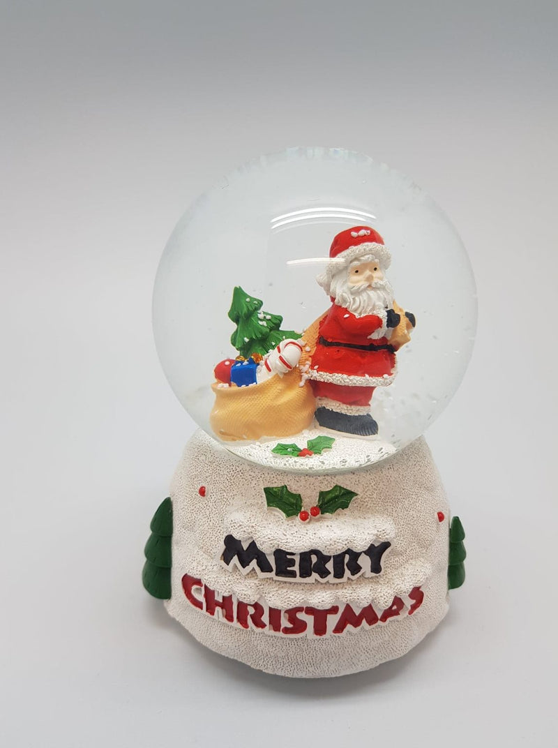 Snow Globe with Music
