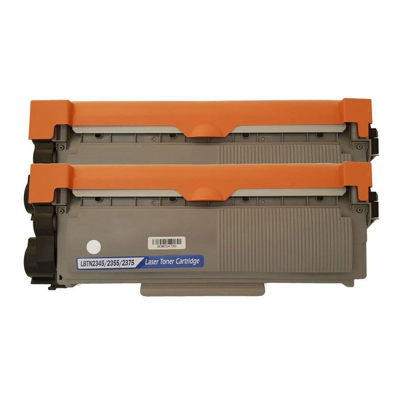 Brother TN2345 Toner cartridge High Yield x 2