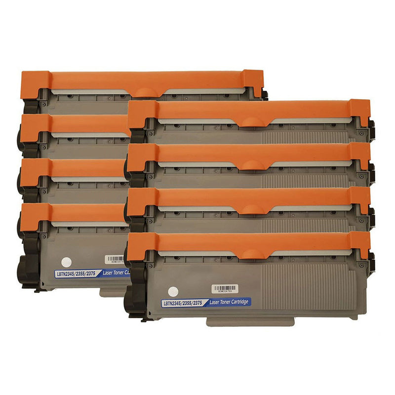 Brother TN2345 Toner cartridge High Yield x 8