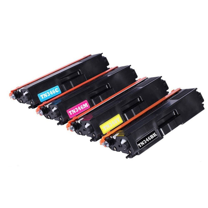 Brother TN346 Black High Yield Toner Cartridge