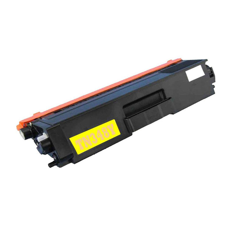 Brother TN348 Yellow Toner High Yield