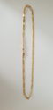 18K gold plated 5mm elegant chain