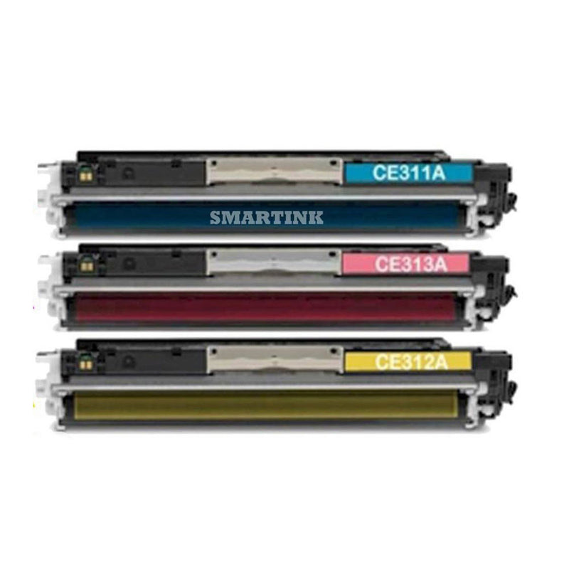 HP CE311A /CE312A/CE313A 126A Toner Cartridge