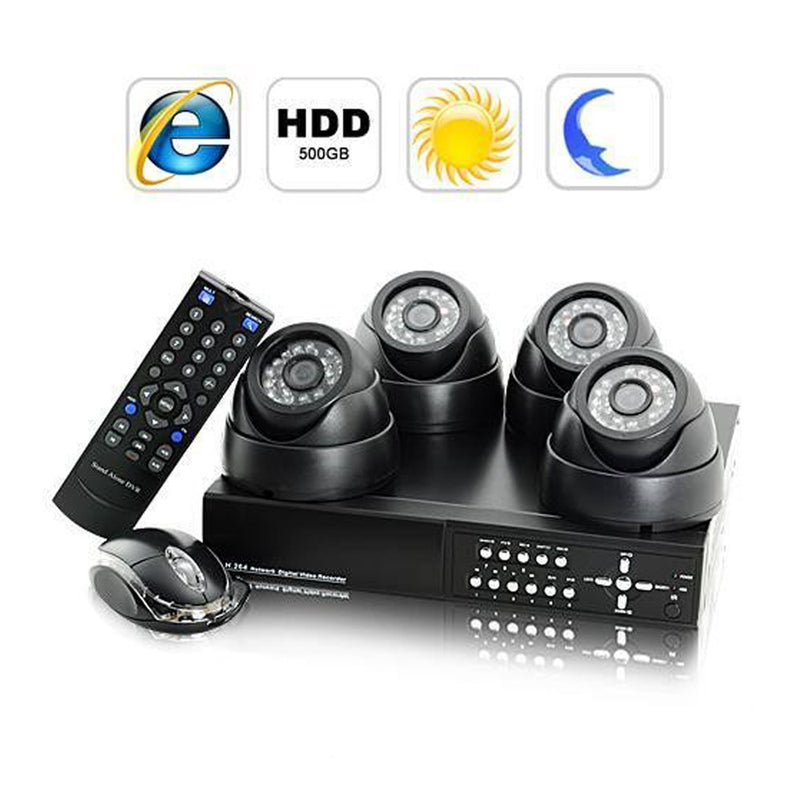 SecurONE Complete Surveillance Kit