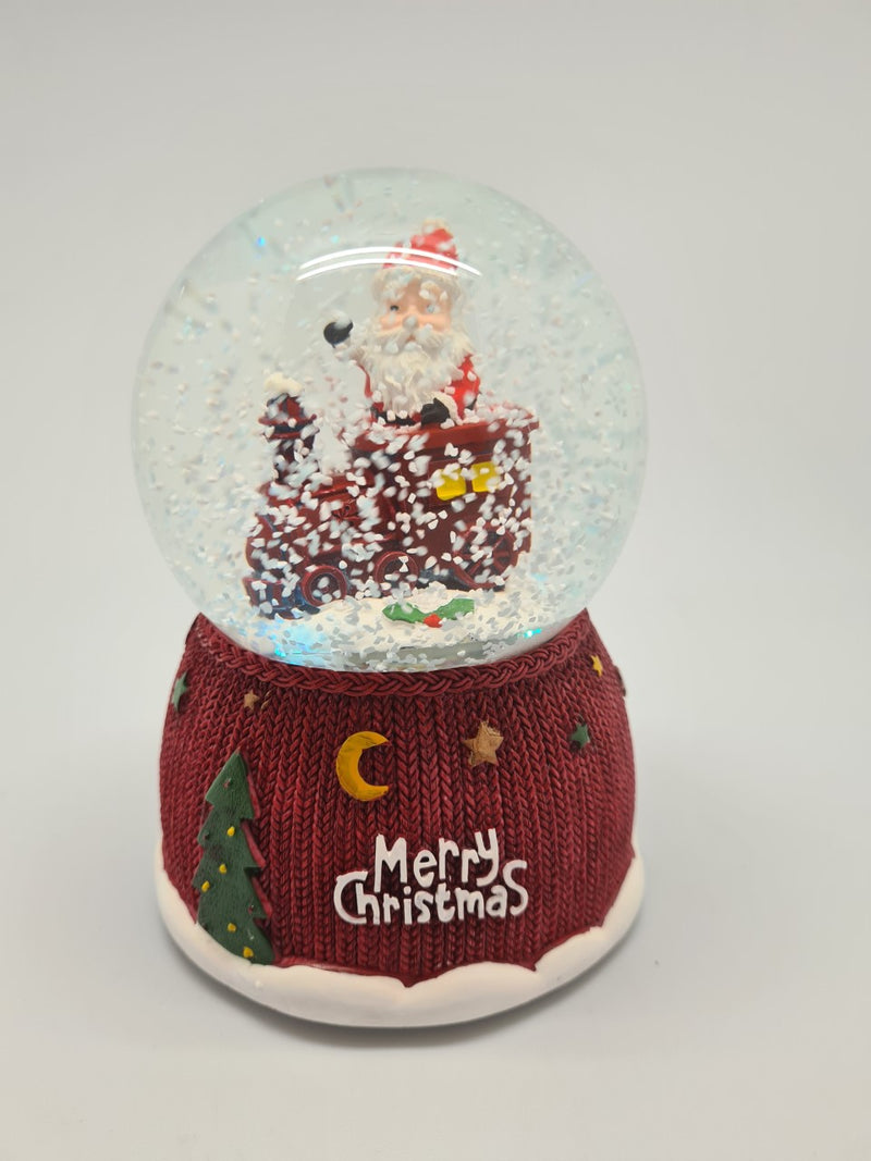 Christmas Globe with Music