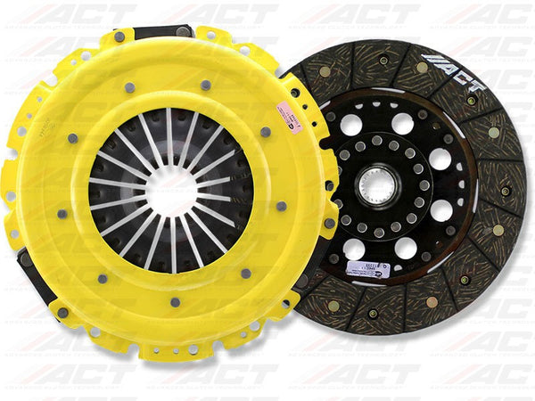 HD Perf Rigid Street Clutch Kit: Honda Accord, Acura, Prelude 1990-2002
