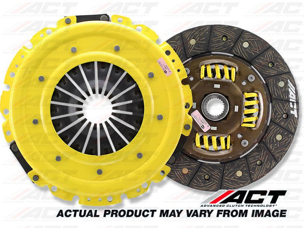 HD Perf Sprung Street Clutch Kit: Honda Accord, Acura, Prelude 1990-2002