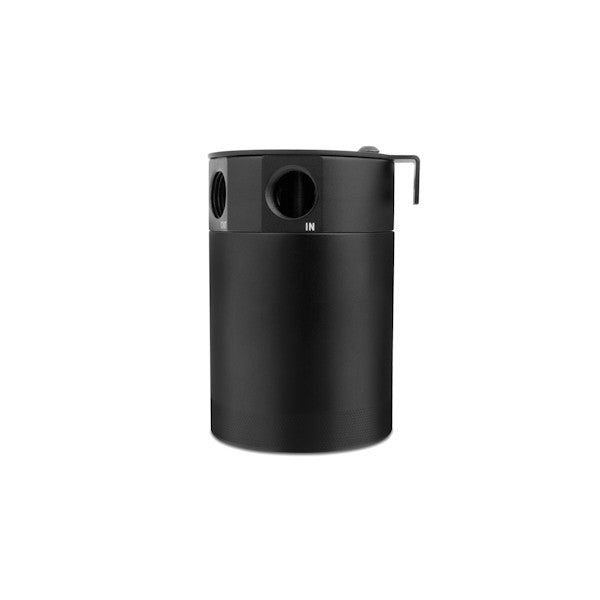 Mishimoto Compact Baffled Oil Catch Can, 3-Port, Universal
