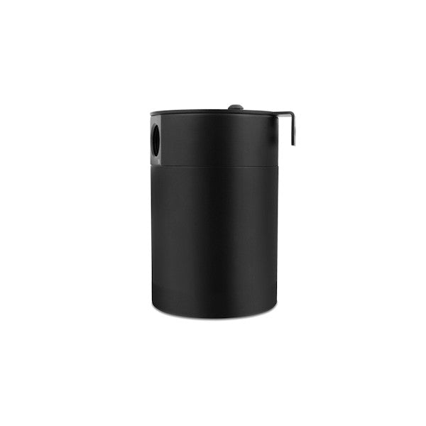 Mishimoto Compact Baffled Oil Catch Can, 2-Port, Universal