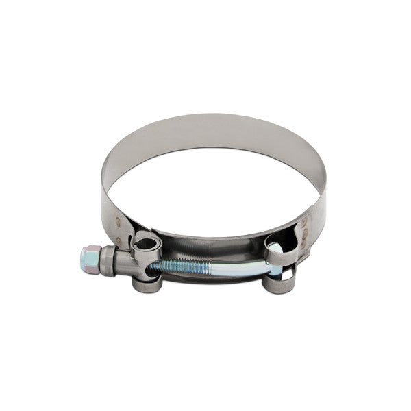 Mishimoto Stainless Steel T-Bolt Clamp, 4.0 Inches