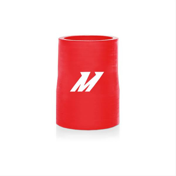Mishimoto 1.75 Inches to 2.0 Inches Transition Coupler, Red