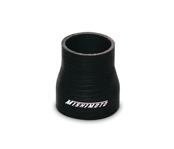 Mishimoto 2.0 Inches to 2.5 Inches Transition Coupler, Black