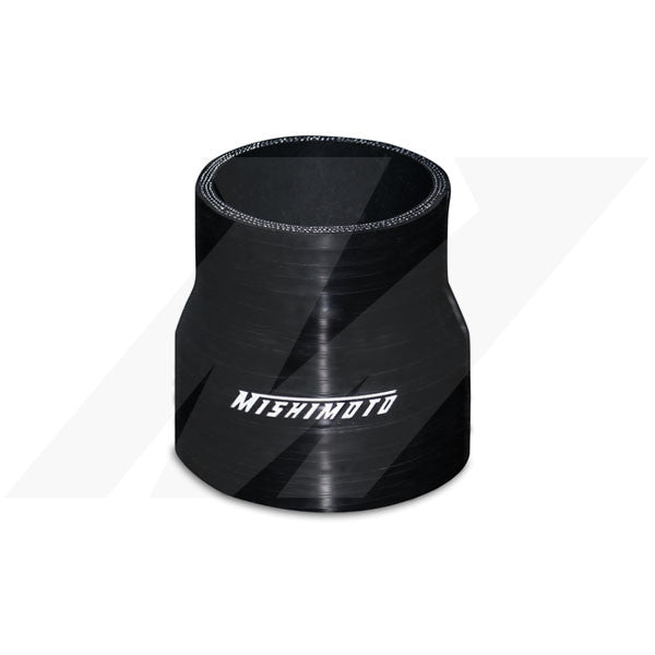 Mishimoto 2.25 Inches to 2.5 Inches Silicone Transition Coupler, Black