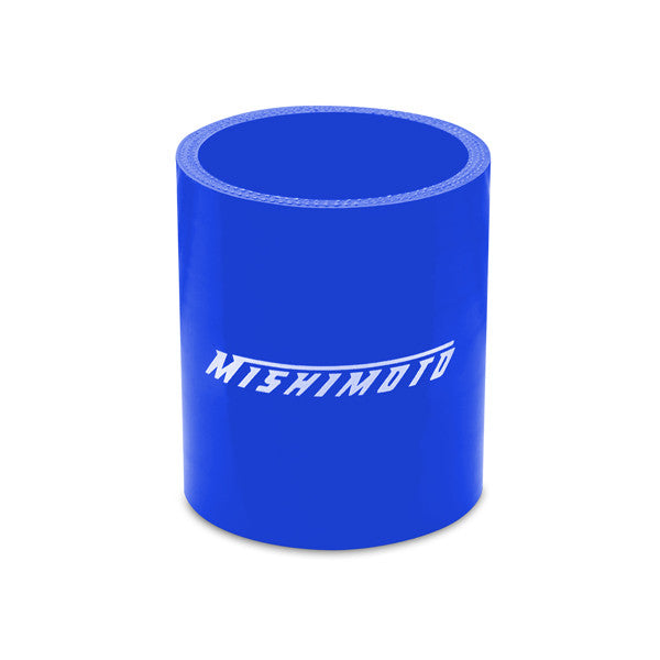Mishimoto 2.25 Inches Straight Coupler, Blue