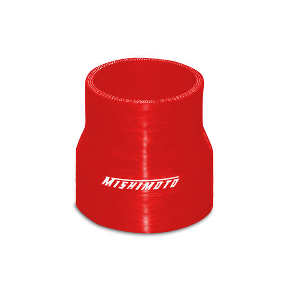 Mishimoto 2.5 Inches to 2.75 Inches Transition Coupler, Red
