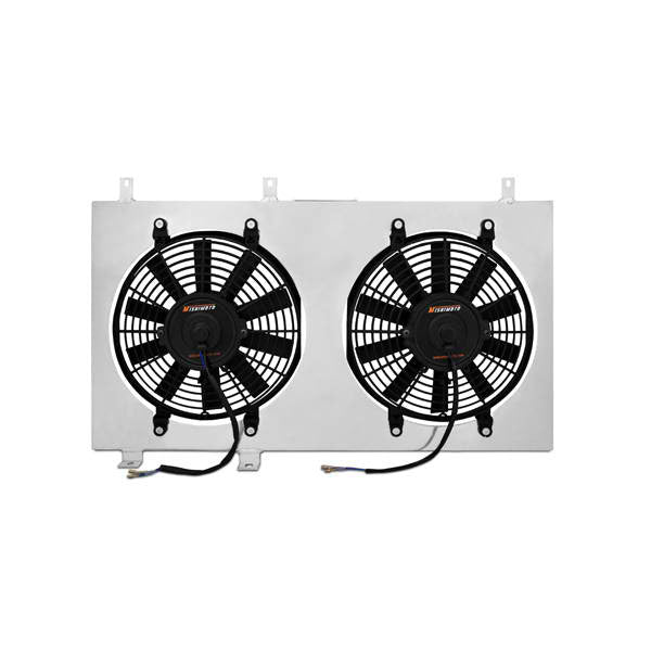 Scion xB Performance Aluminum Radiator Fan Shroud Kit, 2004-2007
