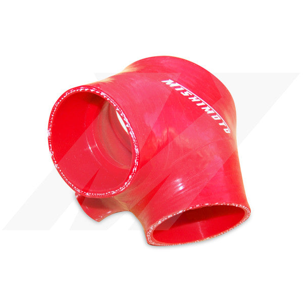 Audi S4 Silicone Throttle Body Hose, Red, 2000-2002