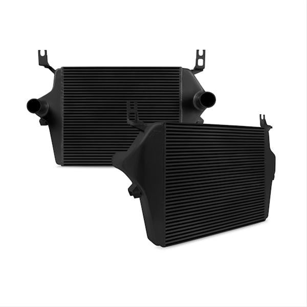 Ford 6.0L Powerstroke Intercooler, Black, 2003-2007