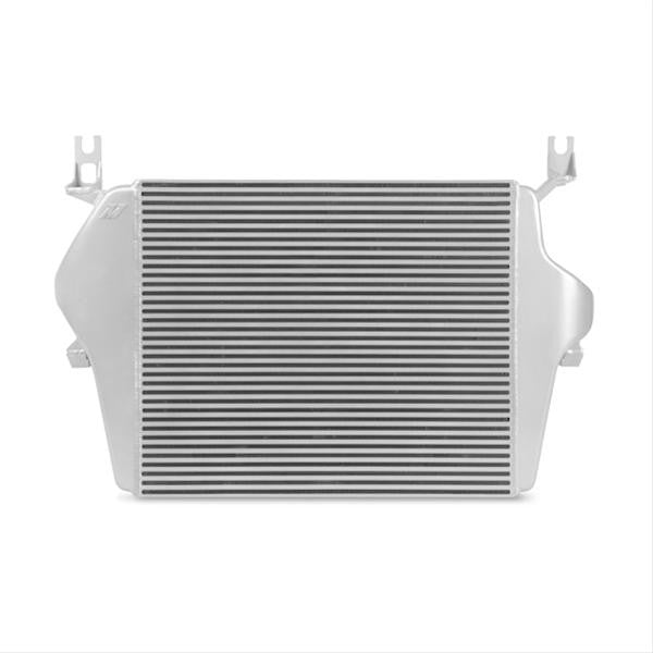 Ford 6.0L Powerstroke Intercooler, Silver, 2003-2007