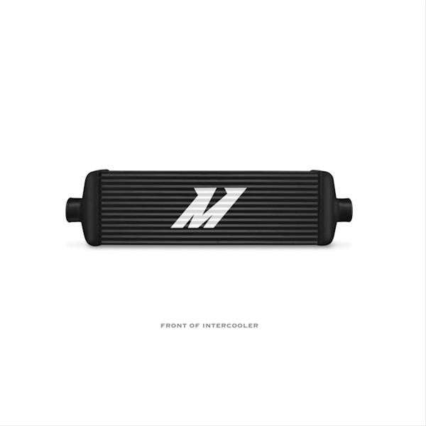 Mishimoto Universal Race Edition Intercooler J-Line (Black)