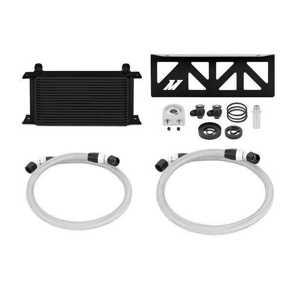 Subaru BRZ / Scion FR-S Oil Cooler Kit, 2013 and Beyond, Black